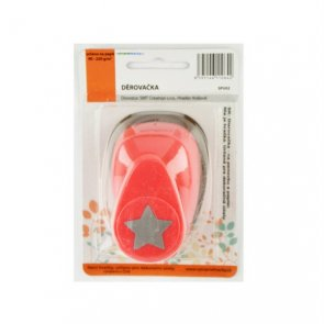 Paper Punch by SMT Creatoys / 2,6 cm / Star
