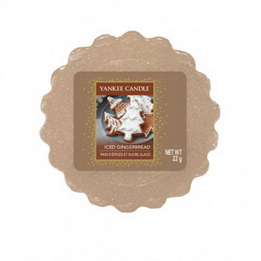 Vosk Yankee Candle / Iced Gingerbread