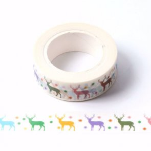 Washi Tape / Deer