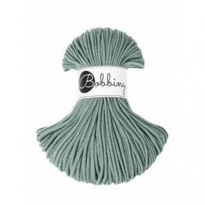 Bobbiny Cord junior 250 g / Green Laurel