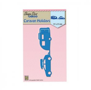 Metal Cutting Dies by Nellie´s / Holiday Carvan