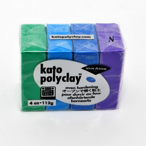 Kato Polyclay Mix / Cool