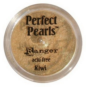Perfect Pearls pudr / Kiwi