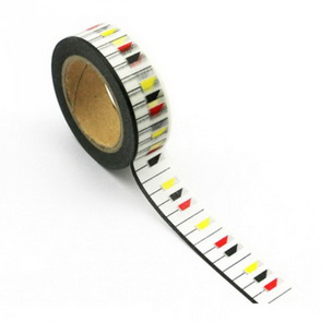 Washi Tape / Colour Piano