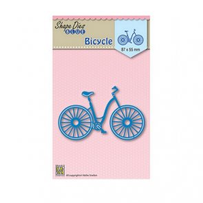 Metal Cutting Dies by Nellie´s / Bicycle