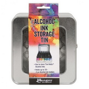 Adirondack Alcohol Ink Storage Tin