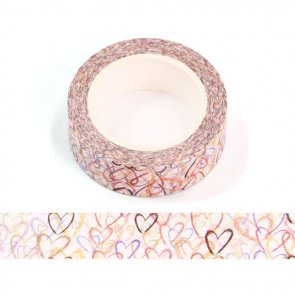 Washi Tape / Drawing Hearts