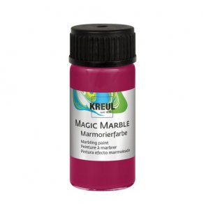 Magic Marble Paint / Ruby