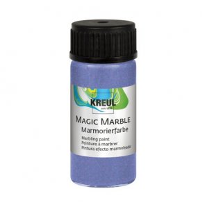 Magic Marble Paint / Metallic Violet