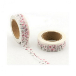 Washi Tape / Meadow Flowers