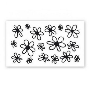 Clear Stamps / Flowers