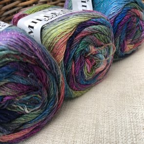 Mille Colori Sock & Lace Luxe 100 g / no. 106
