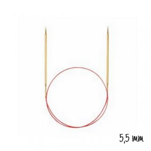 Addi Lace Circular Needle 80 cm / 5,5 mm