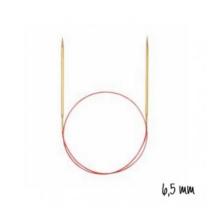 Addi Lace Circular Needle 80 cm / 6,5 mm