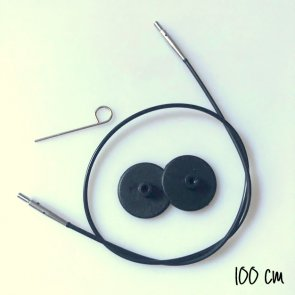 Drops Cable for Tunisian Hook / 100 cm