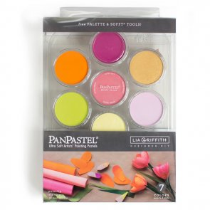 PanPastel Set / 7 Colors / Lia Griffit