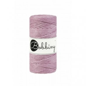 Macrame Regular / Bobbiny / Dusty Pink