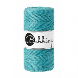 Macrame Regular / Bobbiny / Teal