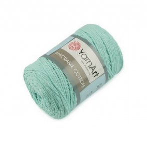 YarnArt Macrame Cotton / 775  Mint