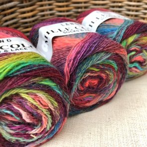 Mille Colori Sock & Lace 100 g / no. 53