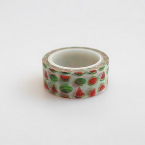 Washi Tape / Melon II.