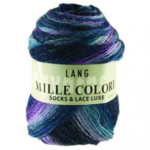 Mille Colori Sock & Lace Luxe 100 g / no. 25