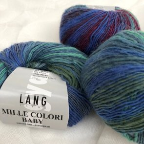 Mille Colori Baby 50 g / no. 33