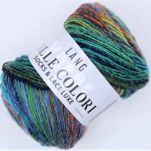 Mille Colori Sock & Lace Luxe 100 g / no. 152