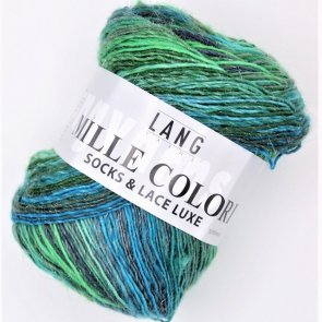 Mille Colori Sock & Lace Luxe 100 g / no. 17