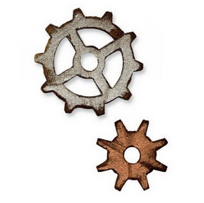 Movers and Shapers Magnetic Dies / Mini Gears