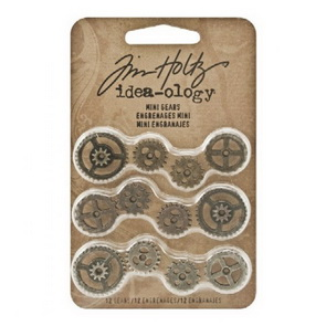 Sprocket Gears by Tim Holtz