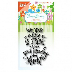 Silicone Stamps Set by Joy! Crafts / Monday