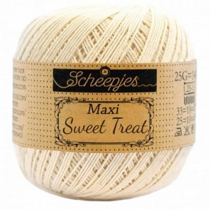 Maxi Sweet Treat 25 g / 130 Old Lace