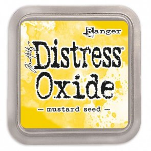 Ink Pad Distress Oxide / Mustard Seed