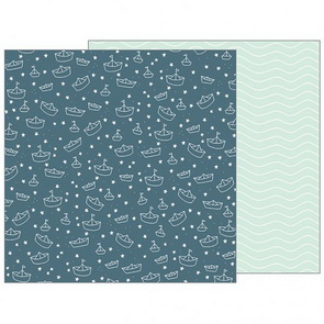 Scrapbooking Paper Pebbles / Night Night / Sail Away