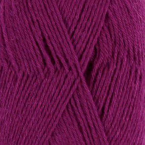 Drops Nord Uni Colour 50 g / 17 Plum