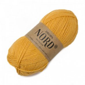 Drops Nord Uni Colour 50 g / 18 Goldenrod