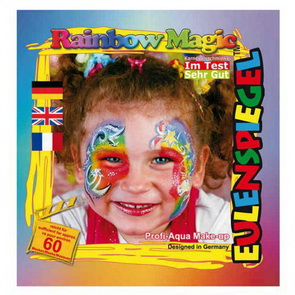 Face Painting Set / Magic Rainbow