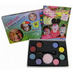 Face Painting Set / Fantasy