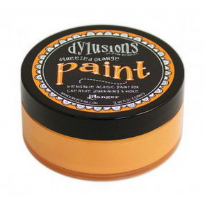 Dylusions Paint / Squeezed Orange