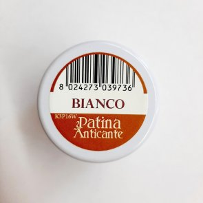 Patina Anticante / Stamperia / Bianco