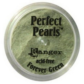 Perfect Pearls pudr / Forever Green