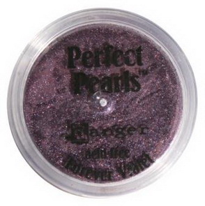 Perfect Pearls pudr / Forever Violet