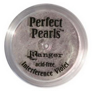 Perfect Pearls pudr / Interference Violet