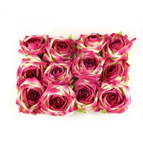 Decorative Paper Flowers by Prima Marketing / Pink and White