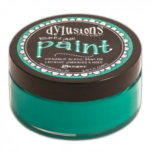 Dylusions Paint / Ranger / Polished Jade
