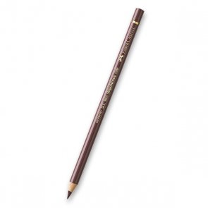 Pencil / Faber-Castell / Polychromos / 176 Van Dyck Brown