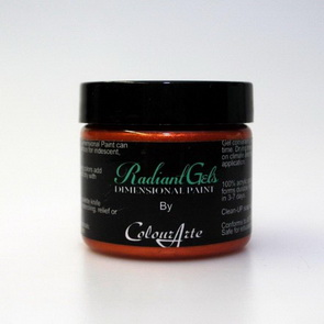Radiant Gel ColorArte / Indian Copper