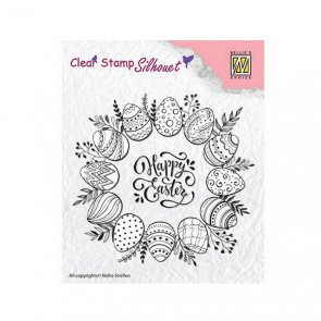 Clear Stamps / Nellie´s Choice / Happy Easter