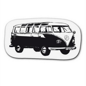 Clear stamps / Autobus